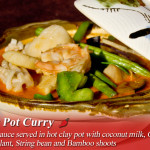 Thai clay pot