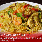 rice noodle singapore